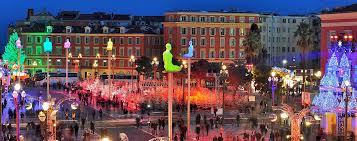 Nice by Christmas Markets In Nice And Monaco Villa Saint Exupéry