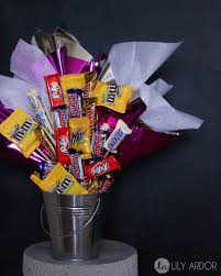 How To Make A Candy Bouquet How To Make The Perfect Candy Bouquet Lily Ardor