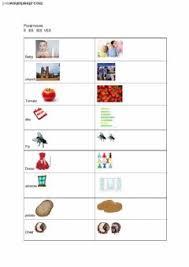 english exercises singular and plural