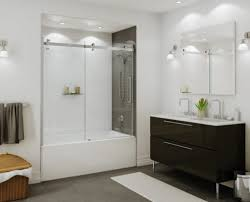 Shower Door Nyc Sliding Shower Doors For Tight Bathroom Glass Factory Nyc