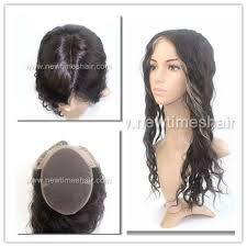 hair pieces for women full lace natural hair piece for women chinese manufacturer