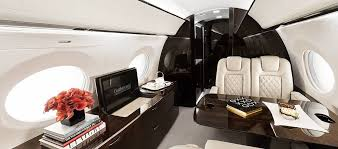 Aircraft Interior Design Gulfstream Aerospace Aircraft G500