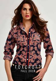 foxcroft blouses look foxcroft fall 2014 collection stylish