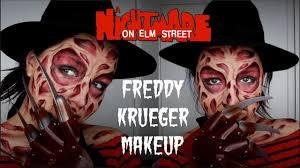 Krueger Halloween Costume Freddy Krueger Halloween Makeup Tutorial Sarah Fritz