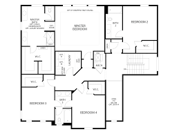 100 master bedroom and bathroom floor plans three bedroom