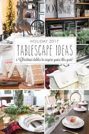 our farmhouse christmas table 5 more farmhouse holiday table ideas