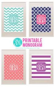 monogrammed scrapbook back 2 school project monogrammed notebooks make your own just