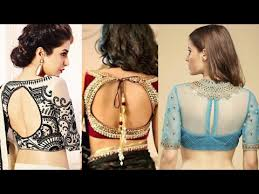 best blouse best looking neck blouse designs collection