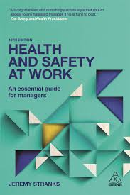 health and safety at work 9780749478179
