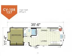 Park Model Floor Plans by Fairbrook Homes Floor Plans Sales Dealer Arizona
