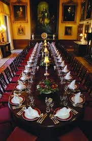 Setting The Table Lady Carnarvon by British Travel Visiting The Set Of Downton Abbey Toronto Star