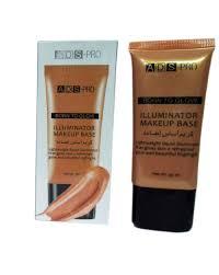 buy ads pro born to glow illuminator makeup base gleam 02 online