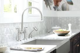 kitchen bridge faucets gooseneck bridge kitchen faucet amazing kitchen bridge kitchen