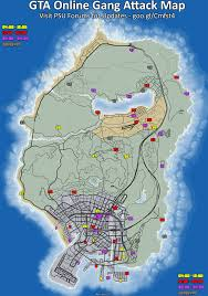 Goo Map Gta Online Gang Attack Map