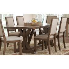 trestle dining table set top 82 terrific trestle dining table large small room tables sets