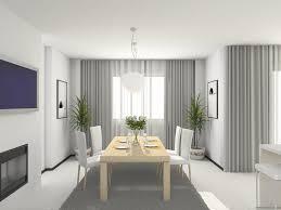 contemporary living room curtains home inspiration ideas