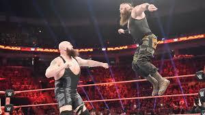 big show vs braun strowman raw april 17 2017 wwe
