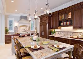 traditional kitchen with rich details traditional kitchen