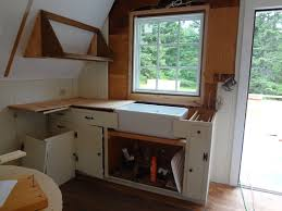 Old Farmhouse Kitchen Cabinets In The Fields Guest House Kitchen U0026 Fireplace
