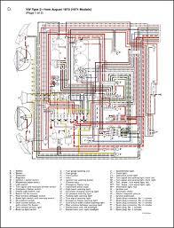 1972 volkswagen beetle wiring diagram volkswagen how to wiring