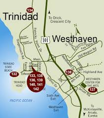 Trinidad Map Update For Trinidad In The 2017 Printed Ncos Guidebook U2013 North
