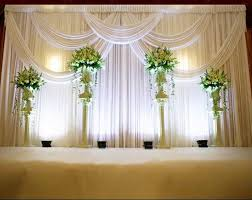 Celing Drapes Wholesale Wedding Ceiling Drapes Buy Cheap Wedding Ceiling