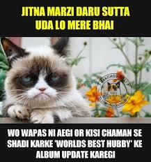 Mere Cat Meme - mere dosto ke liye home facebook