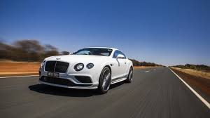 bentley suv 2017 2016 2017 bentley continental gt speed review top speed
