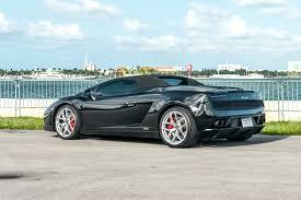 lamborghini gallardo car lamborghini gallardo spyder black miami exotics car rentals