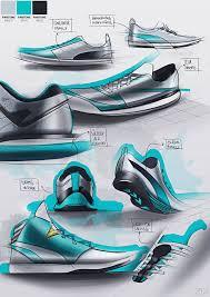 shoes sketch nice color blocks u003cid sketching u003e pinterest