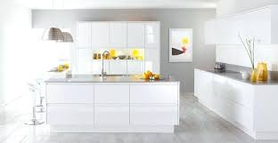 cuisine blanche laqué cuisine blanc laque globr co
