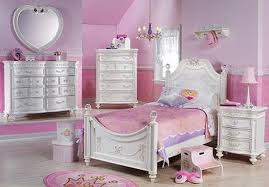 purple and pink bedroom ideas white wooden laminate wall shelves bunk bed pink and floral pattern