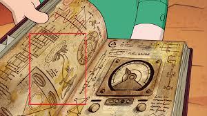 episode circle simbols gravityfalls