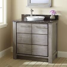Teak Vanity Bathroom by 36