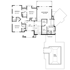 Jack And Jill Bedroom Floor Plans by Dramatic Front Entrance 20086ga Architectural Designs House