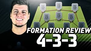 Best Counter Fifa 17 Best Counter Attack Formation Tutorial The 433 Formation