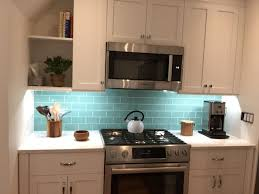 Green Kitchen Tile Backsplash Sage Green Glass Subway Tile Subway Tile Outlet