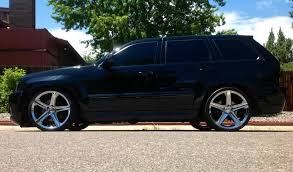 stanced jeep srt8 wk1 w bc coilover and fr 22 s cherokee srt8 forum