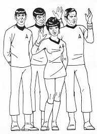 staying inside the star fancy star trek coloring book coloring