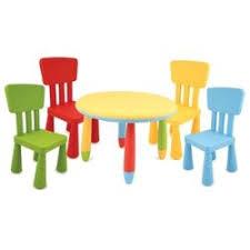 table avec 4 chaises bentley table ronde avec 4 chaises enfant multicolore eanfind