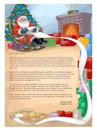 letters from santa claus santa letter software create personalised letters from santa
