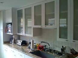 Types Of Glass For Kitchen Cabinet Doors Modern Glass Kitchen Cabinets Progood Me