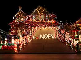 holiday lights tour detroit deck the halls with a tasteful light display metro detroit chevy