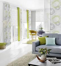 Rollo Wohnzimmer Modern Fenster Renzo Gardinen Dekostoffe Vorhang Wohnstoffe Plissees