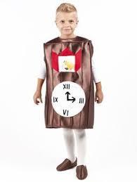 Clock Halloween Costume 32 El Rey Los Relojes Images