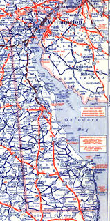 delaware road map usa road map of delaware usa maps us country maps