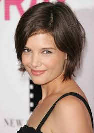 the best cuts that require no styling katie holmes hairspray
