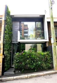 eco house forest lodge green roofs australasia