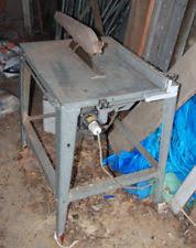 Bench Mounted Circular Saw Saw Bench Ebay