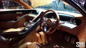 bentley exp 10 interior in detail bentley exp 10 speed 6 geneva 2015 youtube
